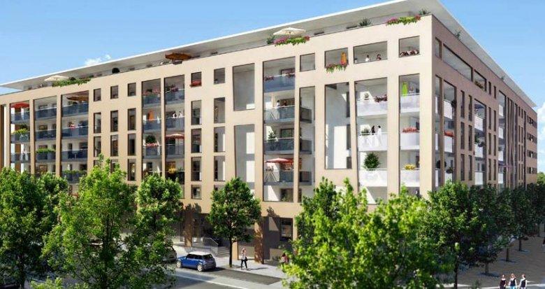 Achat / Vente immobilier neuf Aix-en-Provence proche Cours Mirabeau (13090) - Réf. 1724