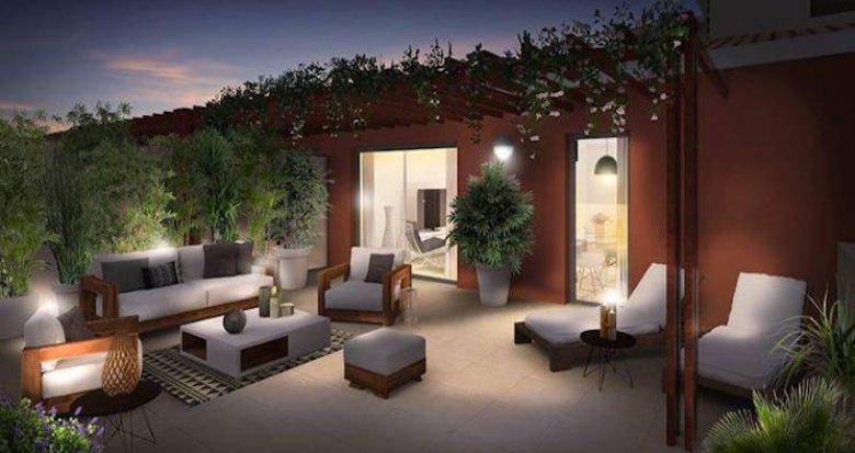 Achat / Vente immobilier neuf Aix-en-Provence quartier Beauregard (13090) - Réf. 4477
