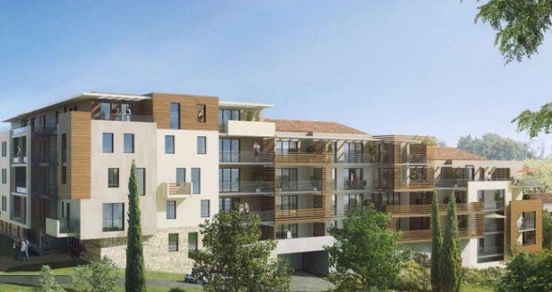 Achat / Vente immobilier neuf Aix-en-Provence quartier Bouenhoure (13090) - Réf. 1317