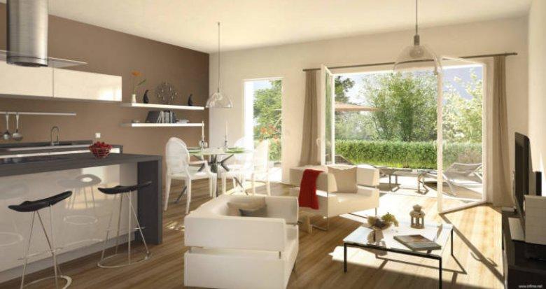 """Achat / Vente immobilier neuf Aix-en-Provence secteur """"Jardins de Bibémus"""" (13090) - Réf. 3039"""