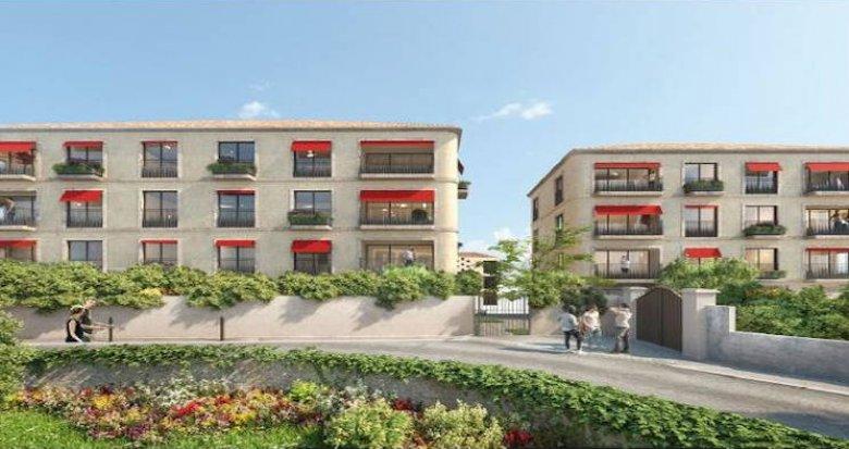 Achat / Vente immobilier neuf Aix-en-Provence secteur Pigonnet (13090) - Réf. 4426