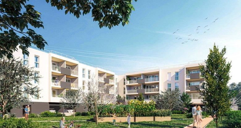 Achat / Vente immobilier neuf Arles, à 350 mètres du centre (13200) - Réf. 6223