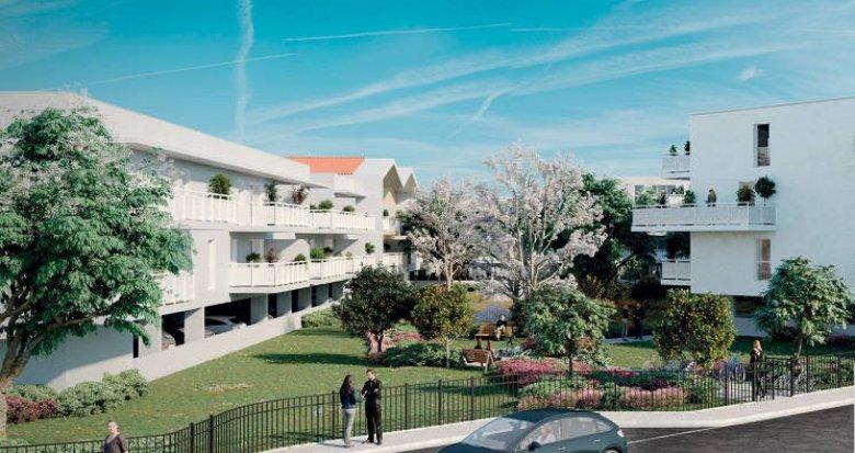 Achat / Vente immobilier neuf Arles cœur quartier Trebon (13200) - Réf. 4900