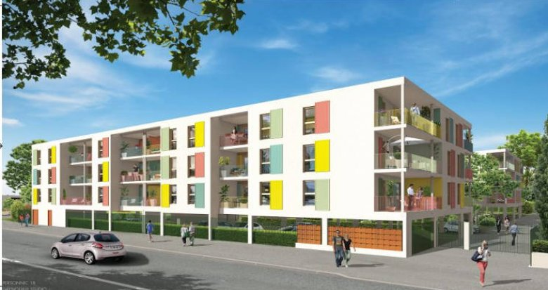 Achat / Vente immobilier neuf Arles proche centre historique (13200) - Réf. 3047