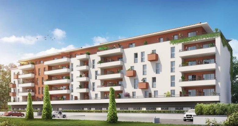 Achat / Vente immobilier neuf Aubagne à deux pas du centre (13400) - Réf. 1538