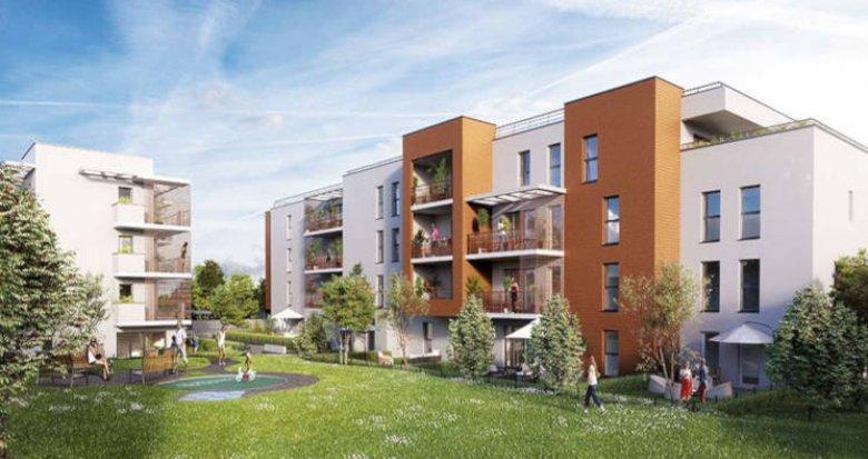 Achat / Vente immobilier neuf Aubagne proche écoles (13400) - Réf. 3219