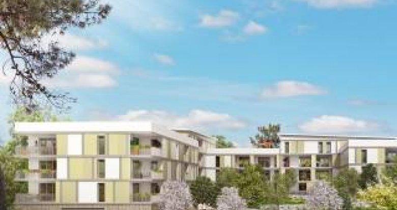 Achat / Vente immobilier neuf Aubagne proche gare (13400) - Réf. 1704