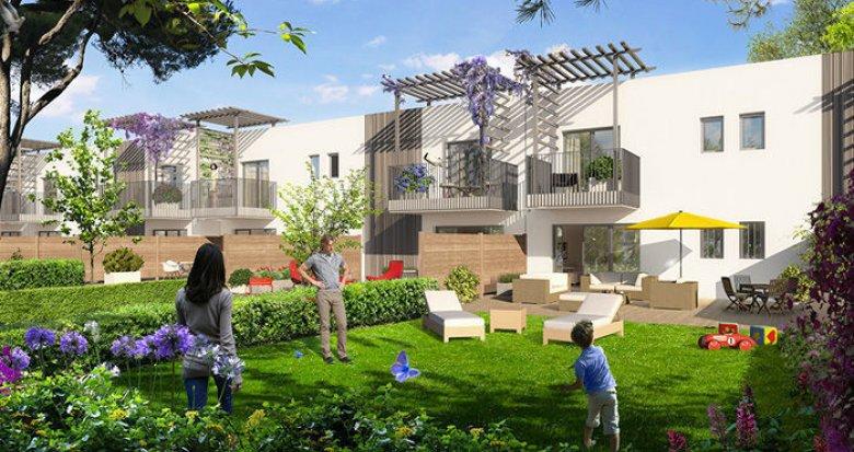 Achat / Vente immobilier neuf Aubagne quartier Rousselot (13400) - Réf. 974