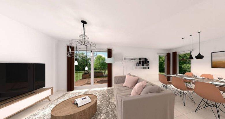 Achat / Vente immobilier neuf Châteauneuf-les-Martigues proche centre (13220) - Réf. 4575