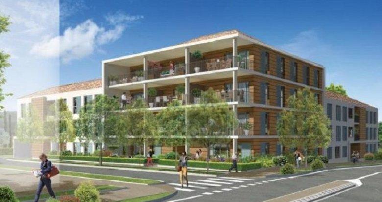 Achat / Vente immobilier neuf Cuges-les-Pins 30 minutes de Marseille (13780) - Réf. 1238
