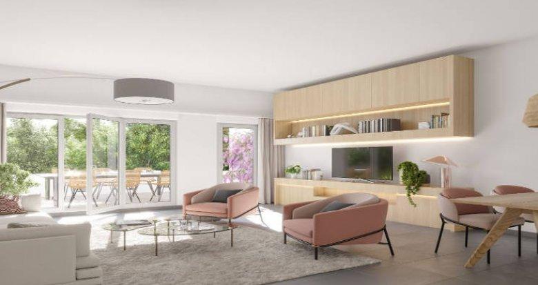 Achat / Vente immobilier neuf Cuges-Les-Pins proche nouveau quartier des Vigneaux (13780) - Réf. 3451