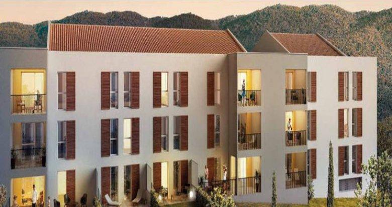 Achat / Vente immobilier neuf Cuges-Les-Pins proche parc de loisirs (13780) - Réf. 3821