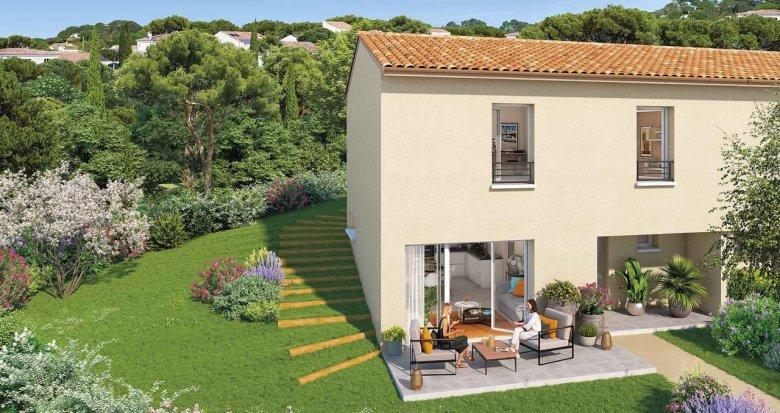 Achat / Vente immobilier neuf Gardanne proche coeur de ville (13120) - Réf. 3751