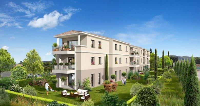Achat / Vente immobilier neuf Gignac-la-Nerthe proche commodités du centre-ville (13180) - Réf. 1047