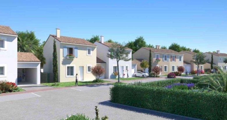 Achat / Vente immobilier neuf Grans proche centre (13450) - Réf. 2931