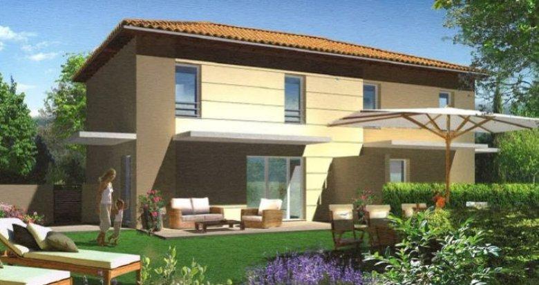 Achat / Vente immobilier neuf Grans proche de Salon de Provence (13450) - Réf. 328