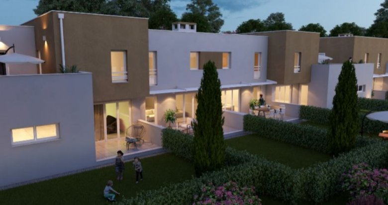 Achat / Vente immobilier neuf Istres au coeur du quartier d'Entressen (13800) - Réf. 4368