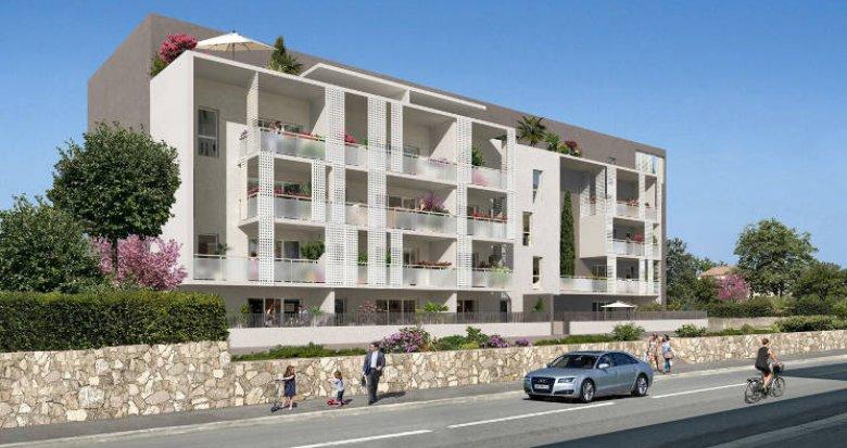 Achat / Vente immobilier neuf Istres proche centre-ville et commerces (13800) - Réf. 5850