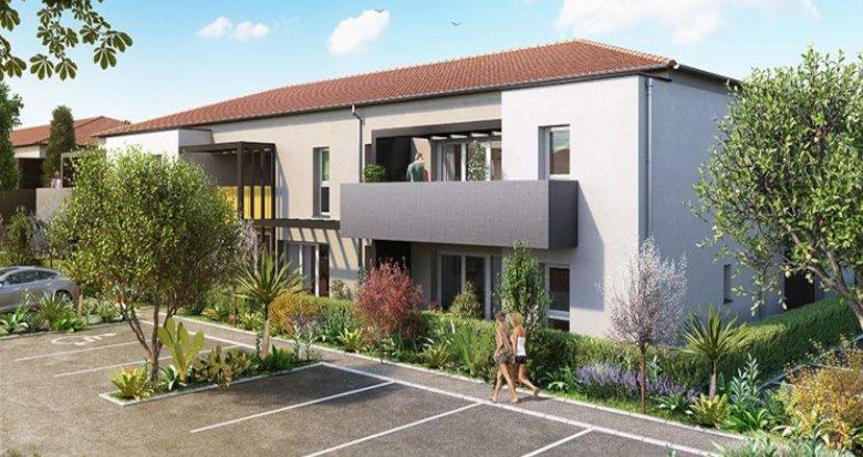 Achat / Vente immobilier neuf Istres quartier de la Trigance (13800) - Réf. 5690