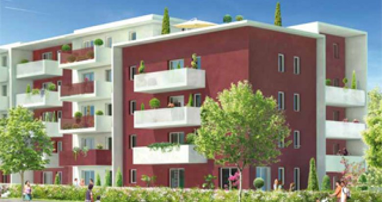 Achat / Vente immobilier neuf Istres quartier Stade Bardin (13800) - Réf. 635