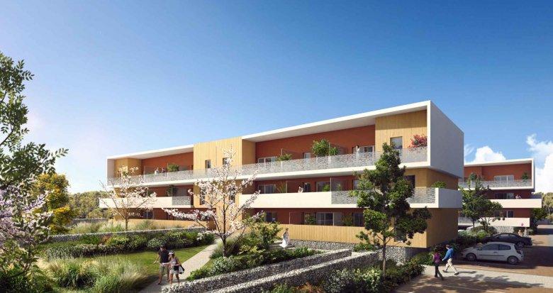 Achat / Vente immobilier neuf Istres quartier Trigance (13800) - Réf. 1994