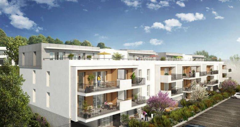 Achat / Vente immobilier neuf La Bouilladisse proche écoles (13720) - Réf. 3920
