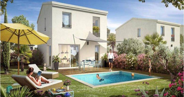 Achat / Vente immobilier neuf La Ciotat à 2 minutes des plages (13600) - Réf. 4898