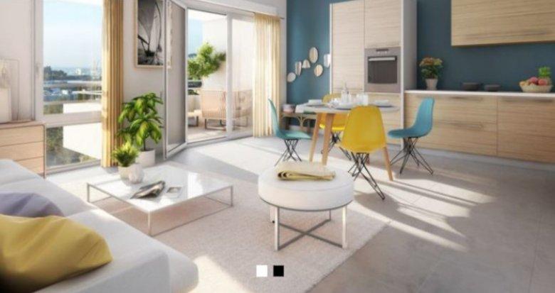 Achat / Vente immobilier neuf La Ciotat au coeur du Golf d'Amour (13600) - Réf. 3733