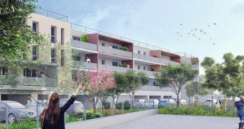 Achat / Vente immobilier neuf La Ciotat proche centre-ville (13600) - Réf. 848