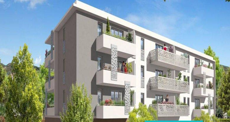 Achat / Vente immobilier neuf La Ciotat proche école élémentaire l'Abeille (13600) - Réf. 3968
