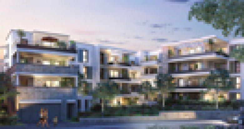Achat / Vente immobilier neuf La Ciotat quartier du Garoutier (13600) - Réf. 2362