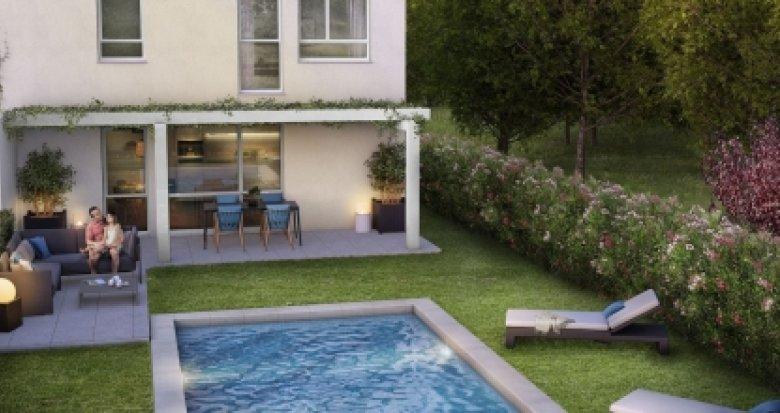 Achat / Vente immobilier neuf La Ciotat quartier Le Garoutier (13600) - Réf. 3933