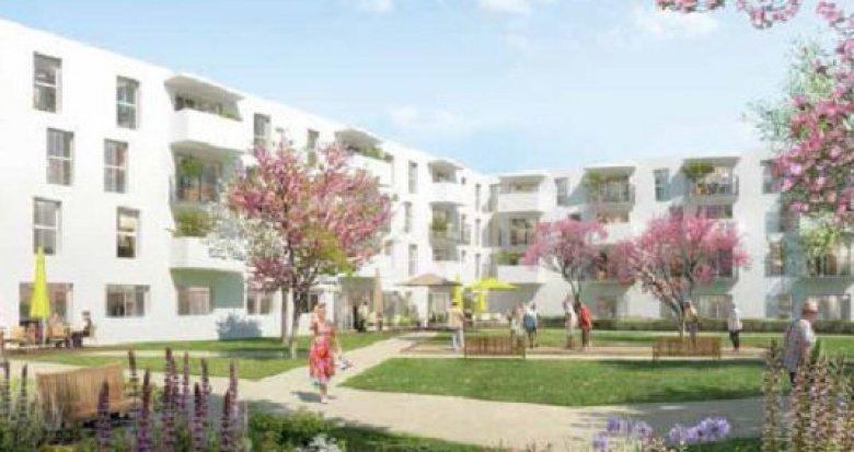 Achat / Vente immobilier neuf La Ciotat résidence seniors proche centre (13600) - Réf. 1269