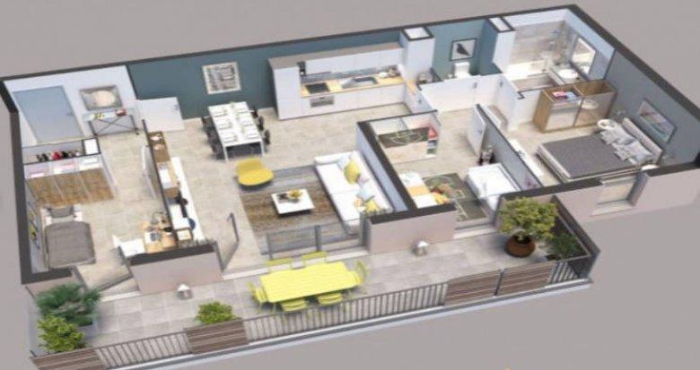 Achat / Vente immobilier neuf Luynes coeur de village proche commerces (13090) - Réf. 5766