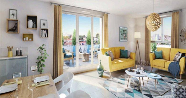 Achat / Vente immobilier neuf Marignane au cœur d'un secteur résidentiel (13700) - Réf. 4892