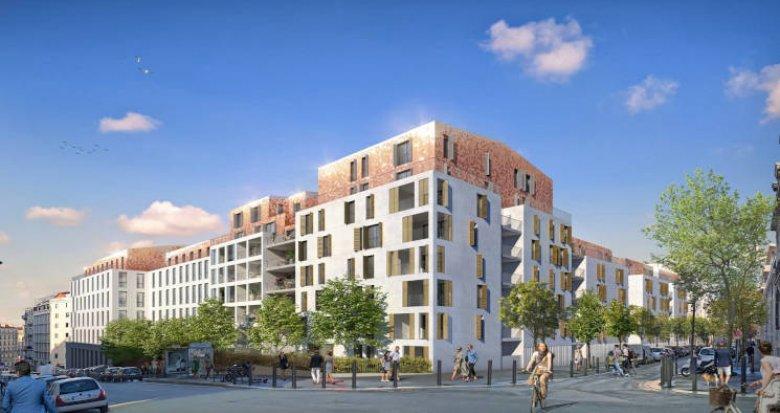 Achat / Vente immobilier neuf Marseille 02 Place de la Joliette TVA réduite (13002) - Réf. 5735
