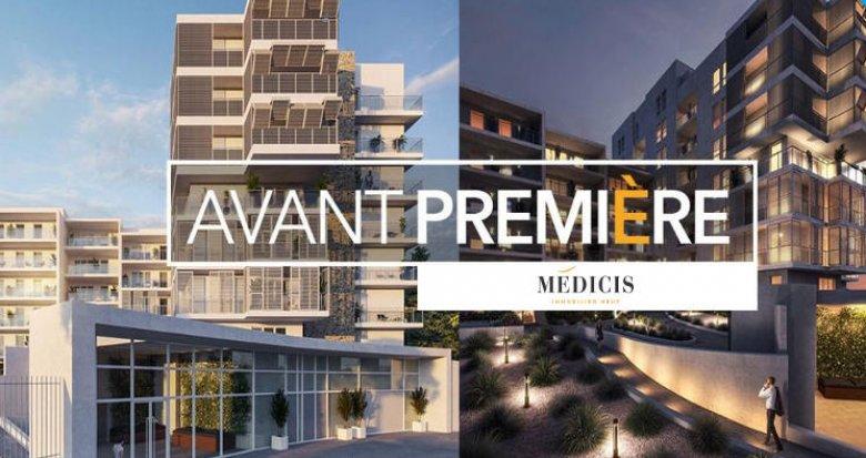 Achat / Vente immobilier neuf Marseille 04 proche métro et commerce (13004) - Réf. 3953