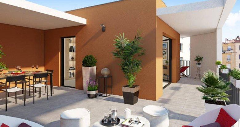 Achat / Vente immobilier neuf Marseille 05 proche mairie (13005) - Réf. 4042