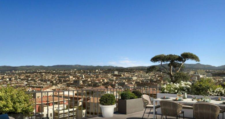 Achat / Vente immobilier neuf Marseille 06 proche centre-ville (13006) - Réf. 3121