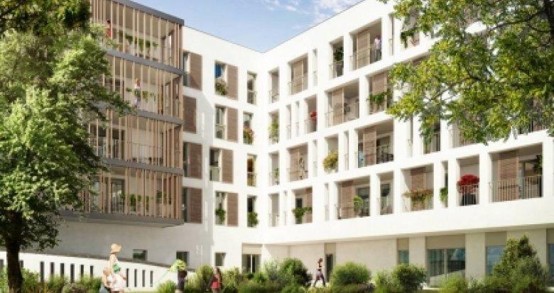 Achat / Vente immobilier neuf Marseille 08 cœur secteur de Saint-Giniez (13008) - Réf. 3315