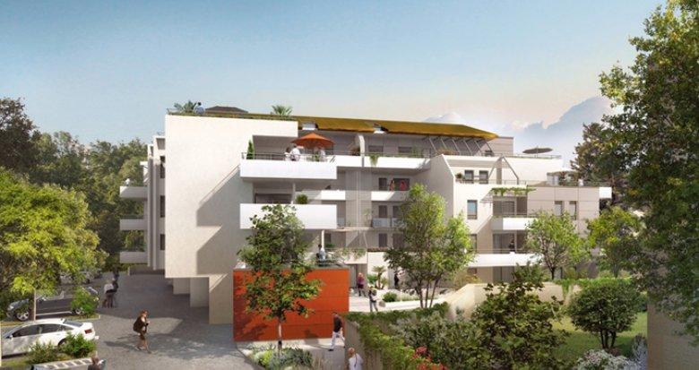 Achat / Vente immobilier neuf Marseille 08 proche bord de mer (13008) - Réf. 26