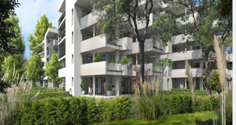 Achat / Vente immobilier neuf Marseille 08 proche plage du Prado (13008) - Réf. 2938