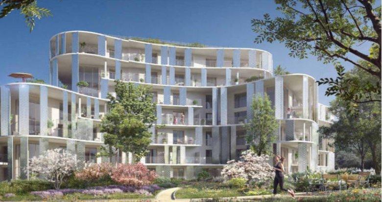 Achat / Vente immobilier neuf Marseille 08 proche secteur Saint-Anne (13008) - Réf. 2761