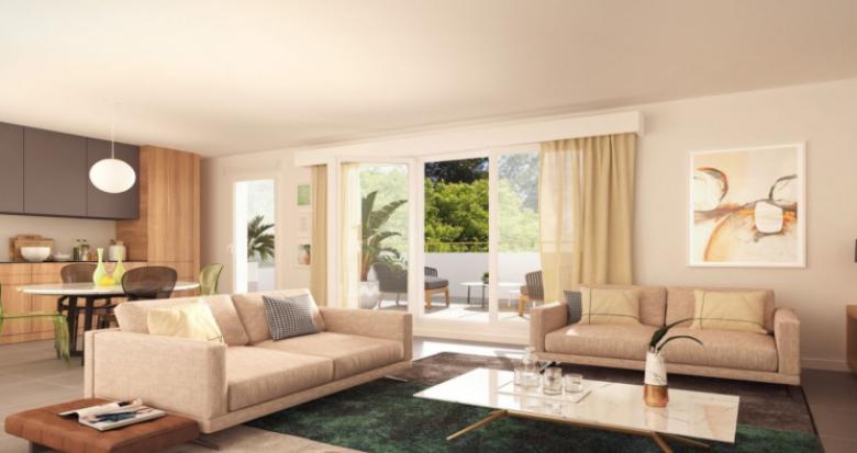 Achat / Vente immobilier neuf Marseille 09 (13009) - Réf. 5044