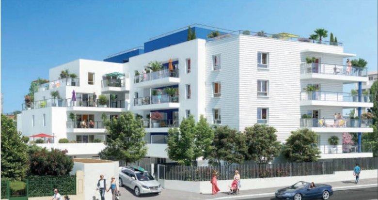 Achat / Vente immobilier neuf Marseille 09 secteur Mazargues (13009) - Réf. 3243