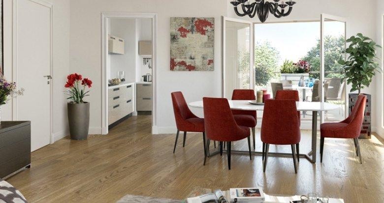 Achat / Vente immobilier neuf Marseille 09 Vert Plan (13009) - Réf. 622