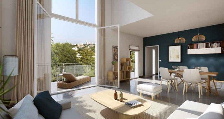 Achat / Vente immobilier neuf Marseille 10 Pont de Vivaux (13010) - Réf. 2685