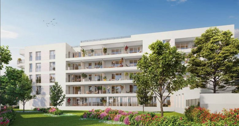 Achat / Vente immobilier neuf Marseille 10 proche centre-commercial (13010) - Réf. 4584