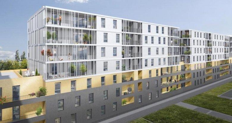 Achat / Vente immobilier neuf Marseille 10 proche hippodrome Vivaux (13010) - Réf. 1182