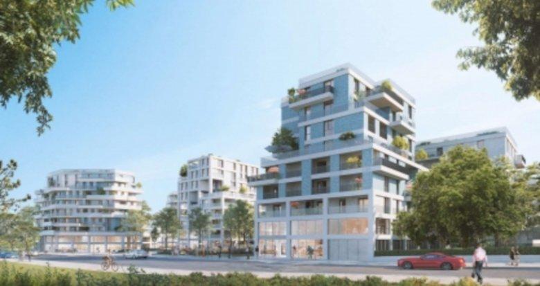 Achat / Vente immobilier neuf Marseille 10 proche métro 2 (13010) - Réf. 5279
